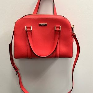 Kate Spade Small Felix Satchel Crossbody Purse